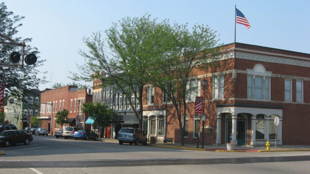 Downtown Seymour Historic District