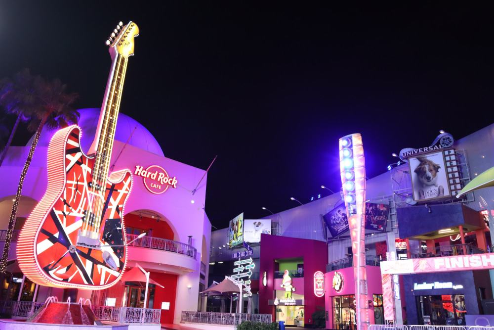 CityWalk, Universal City LA