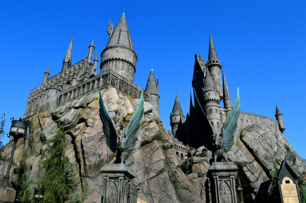The Wizarding World of Harry Potter, Universal City