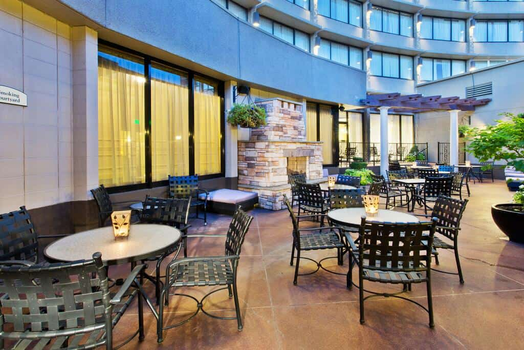 Crowne Plaza Hotel Portland – Downtown Convention Center