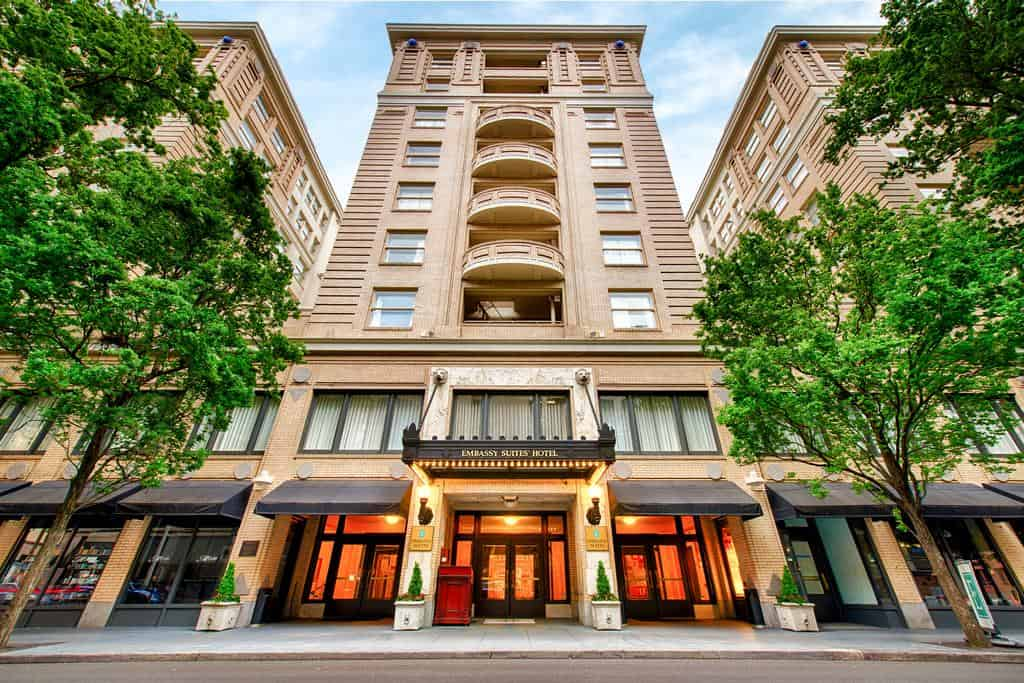 Embassy Suites Portland – Downtown