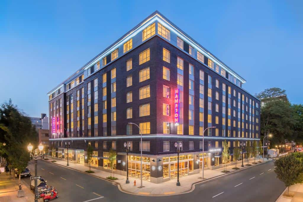 Hampton Inn And Suites By Hilton Portland – Pearl District