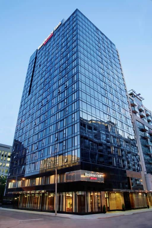 Residence Inn By Marriott Downtown Toronto Entertainment District