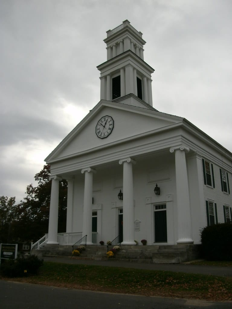 Plymouth Center