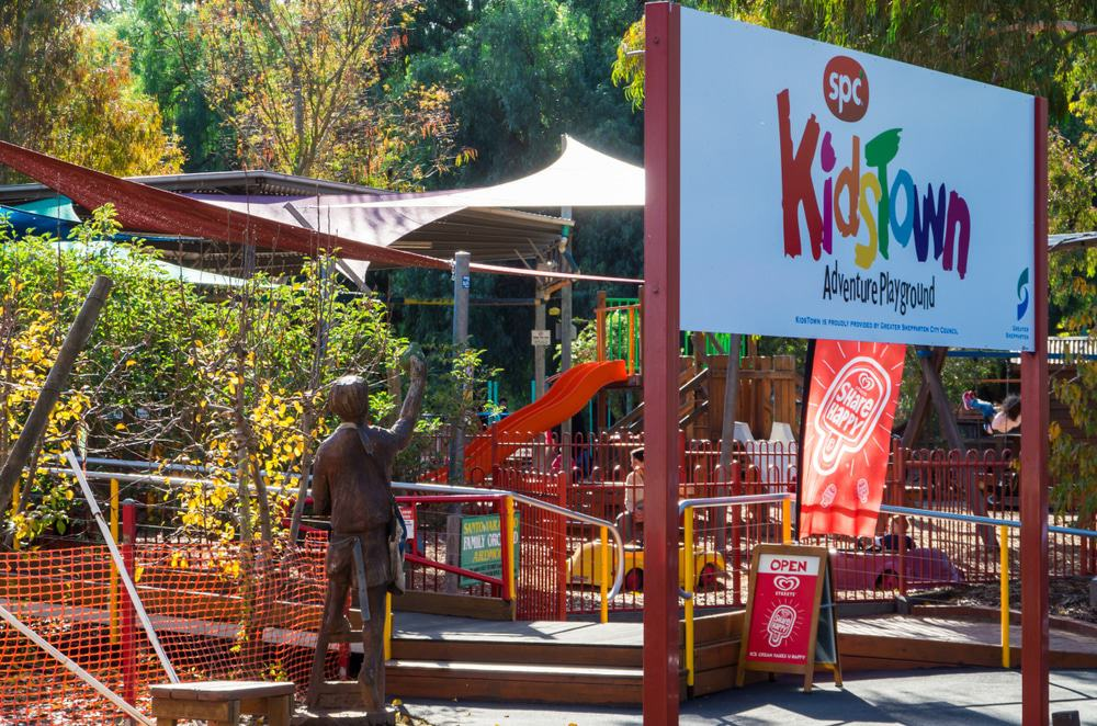KidsTown Adventure Playground