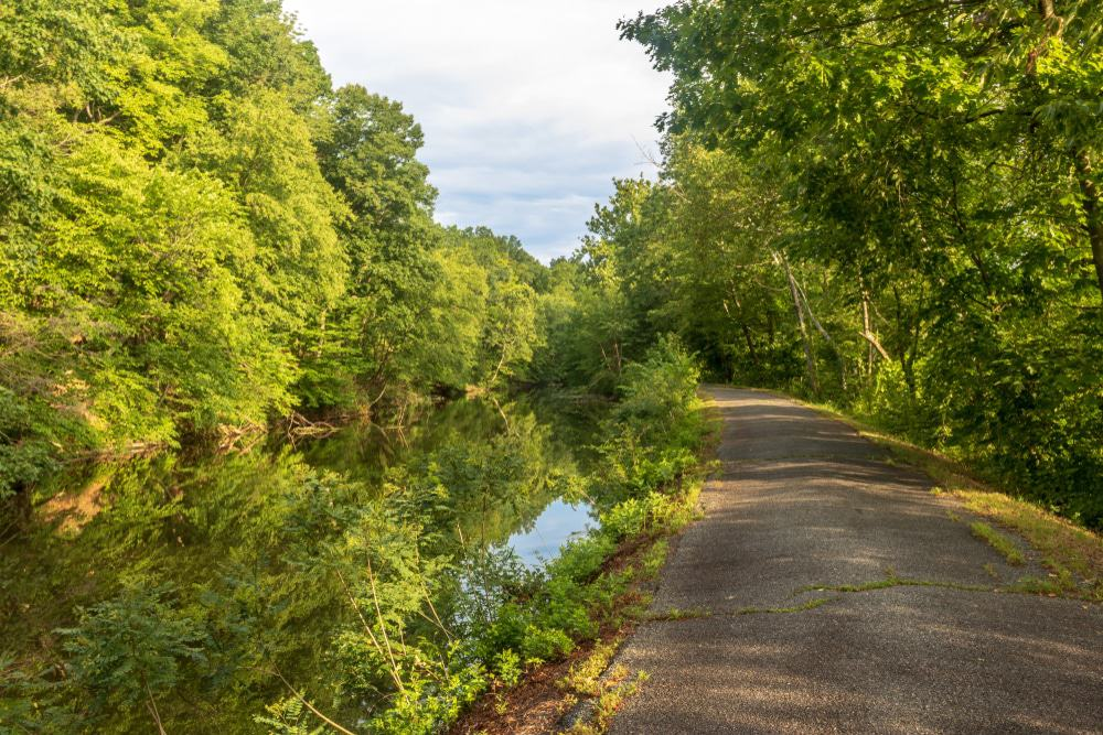 Windsor Locks Canal State Park Trail