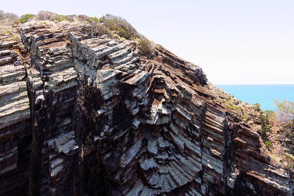Fan Rock Lookout, Capricorn Coast National Park