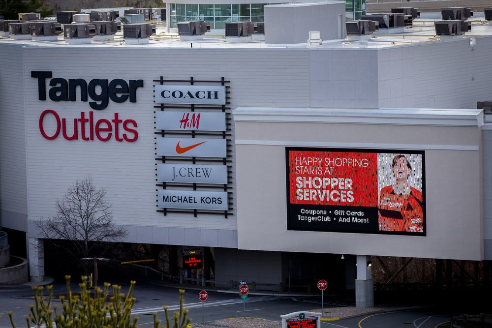 Tanger Outlets Foxwoods