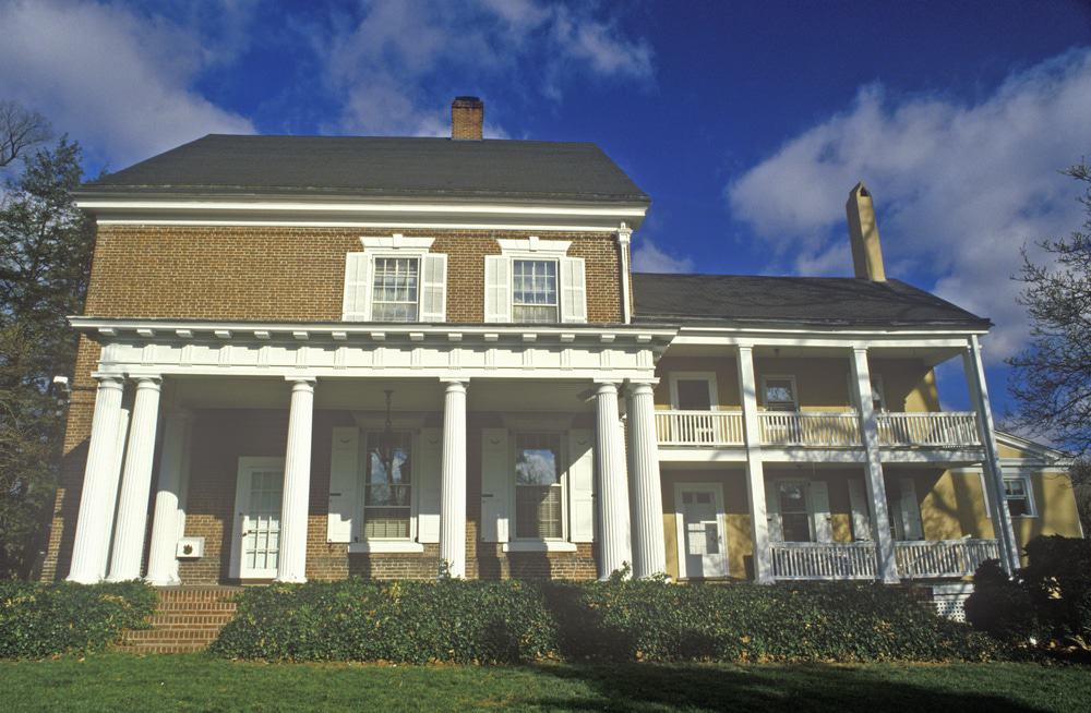 Governor's House In Dover
