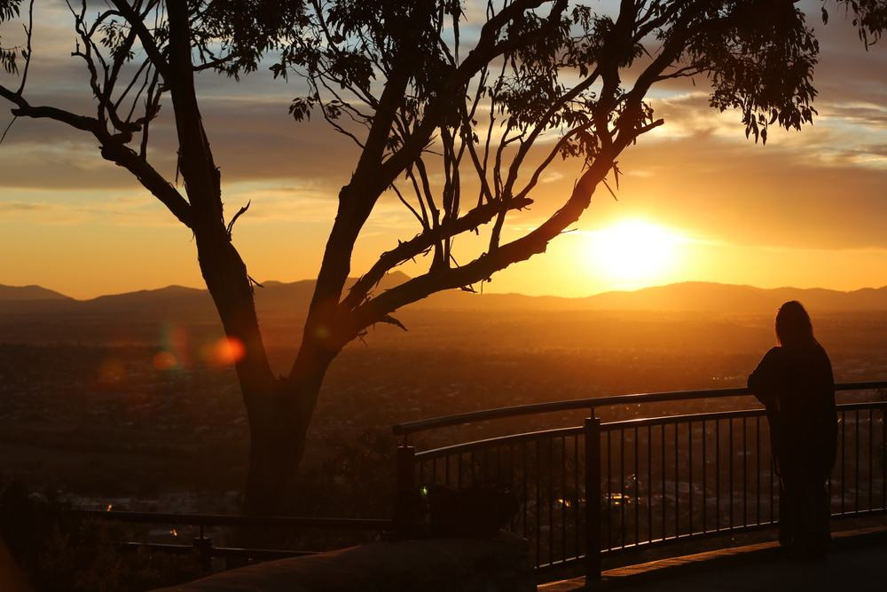Oxley Scenic Lookout