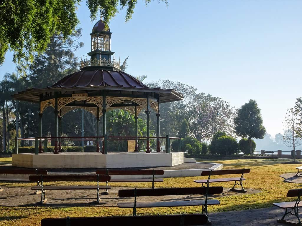 Queens Park, Maryborough