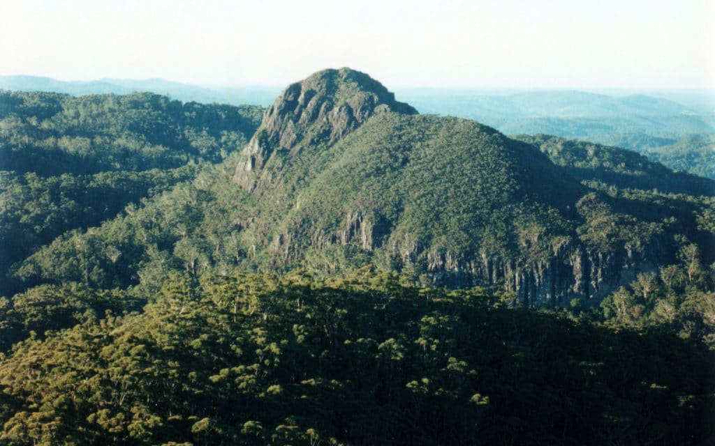 Big Nellie Mountain, Coorabakh National Park