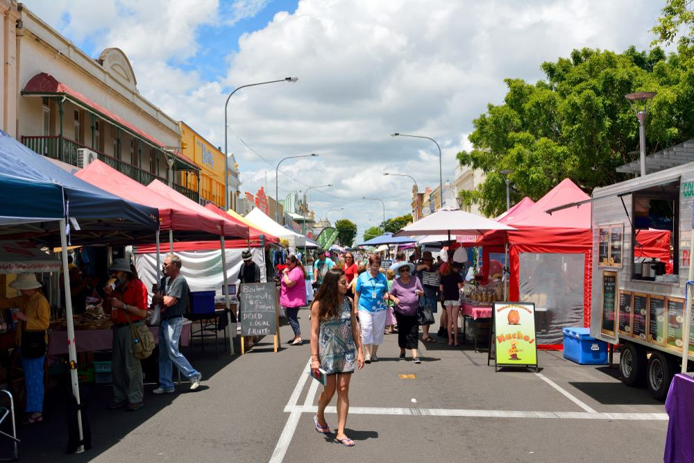 Maryborough Heritage City Markets