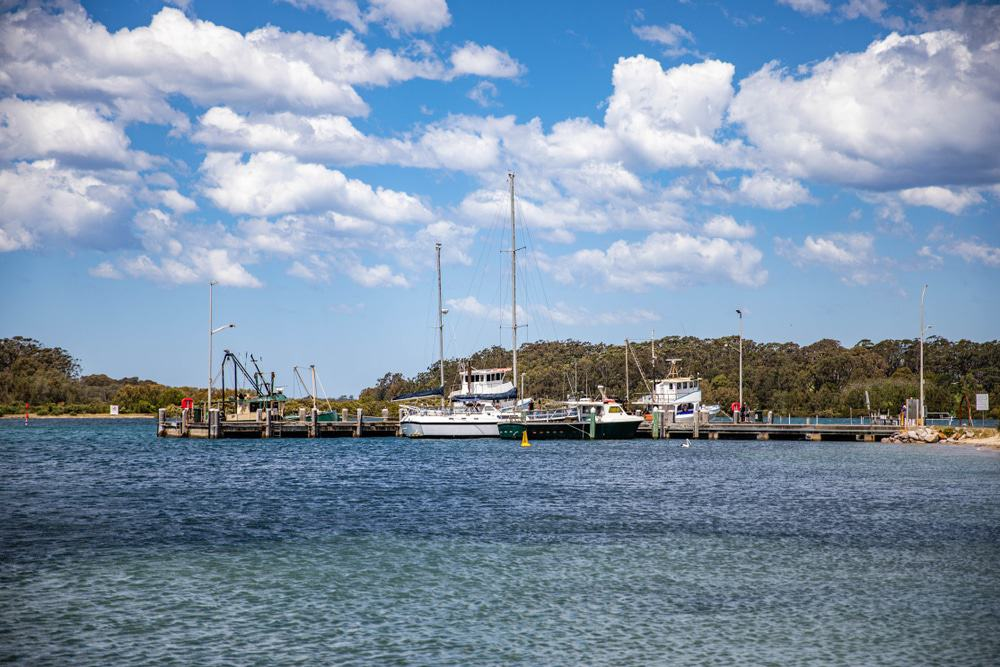 Greenwell Point, Shoalhaven River Cruise
