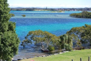 Wallis Lake, Forster