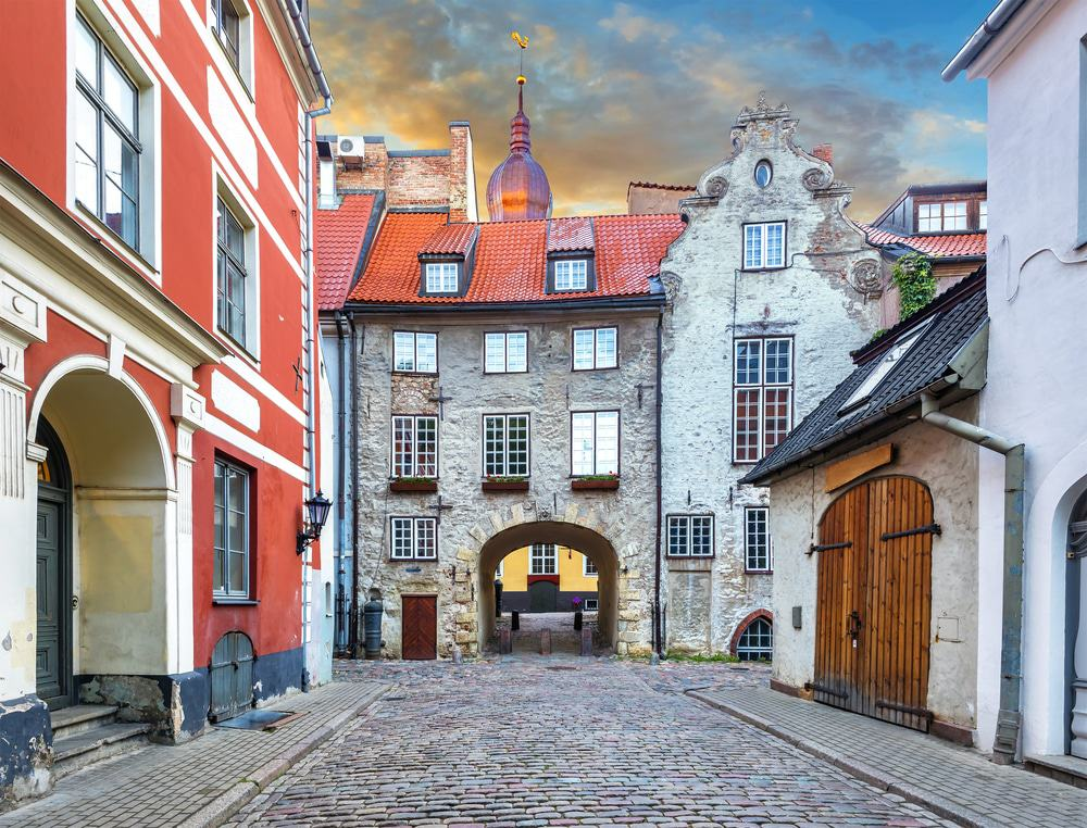 Old Town, Riga