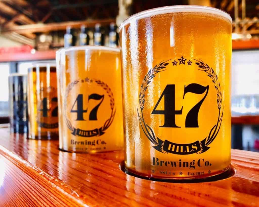 47 Hills Brewing Co.