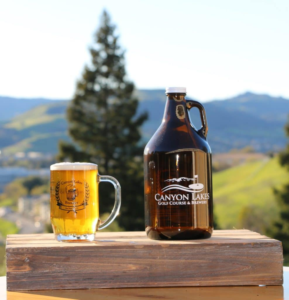 Canyon Lakes Golf Course and Brewery