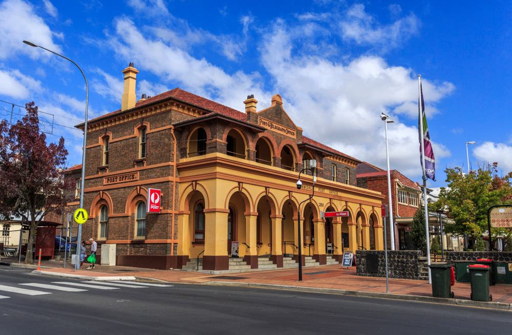 Heritage Listed Post Office Building