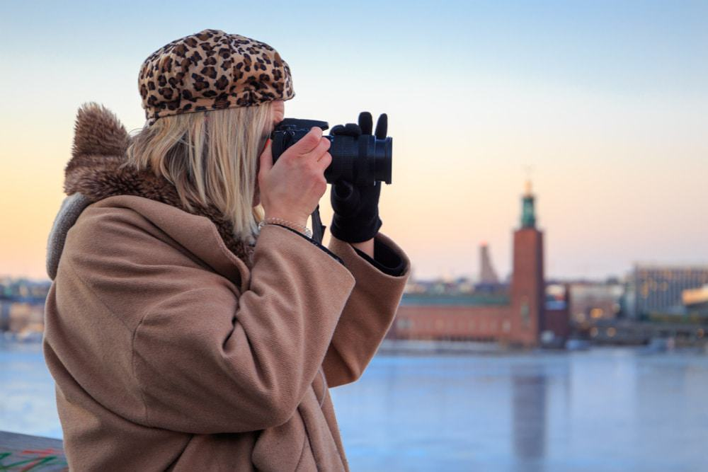 Photography in Stockholm