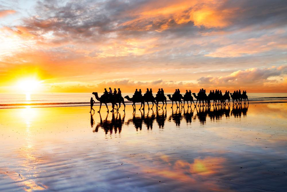 Cable Beach Camel Tours