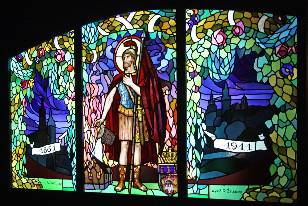 Stained Glass Museum Krakow