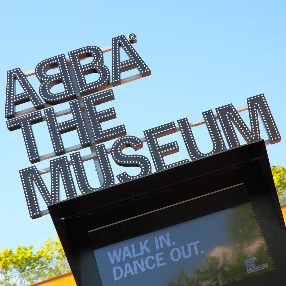 ABBA Museum in Stockholm