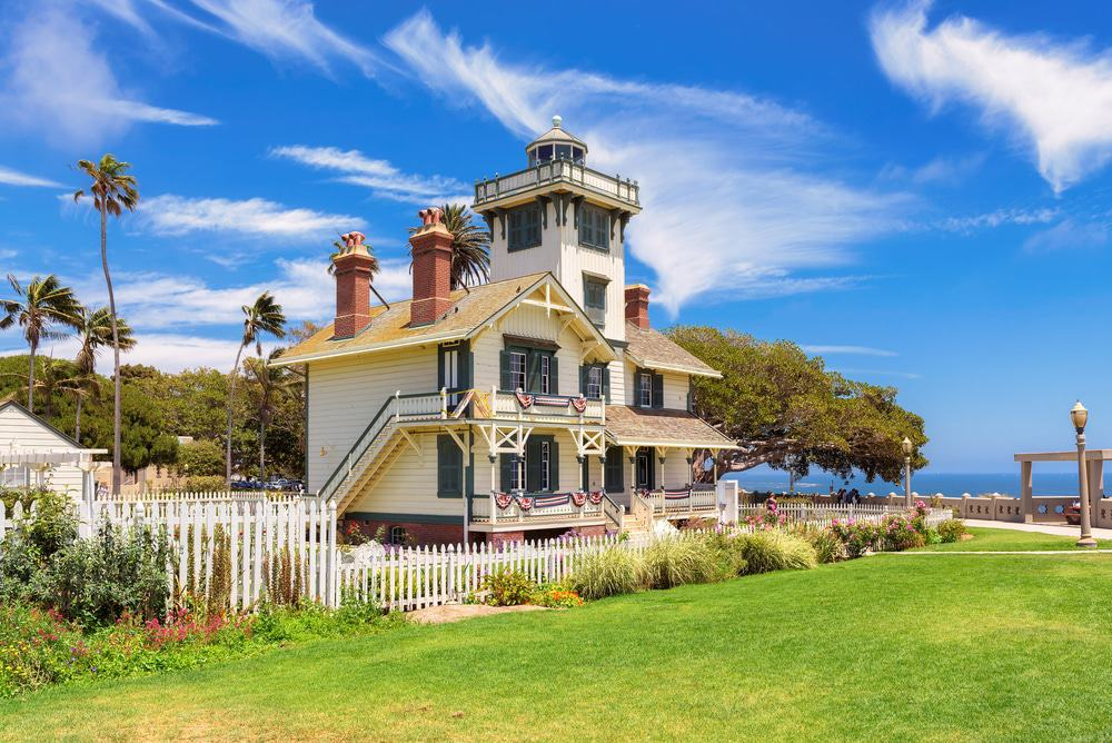 Point Fermin Park and Lighthouse