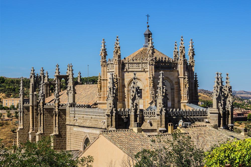 Monastery of St. John of the Kings in Toledo