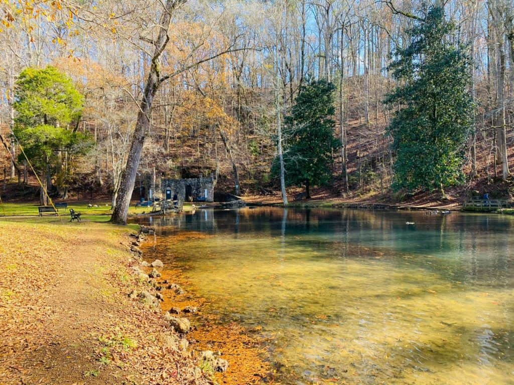 Rolater Park in Cave Spring
