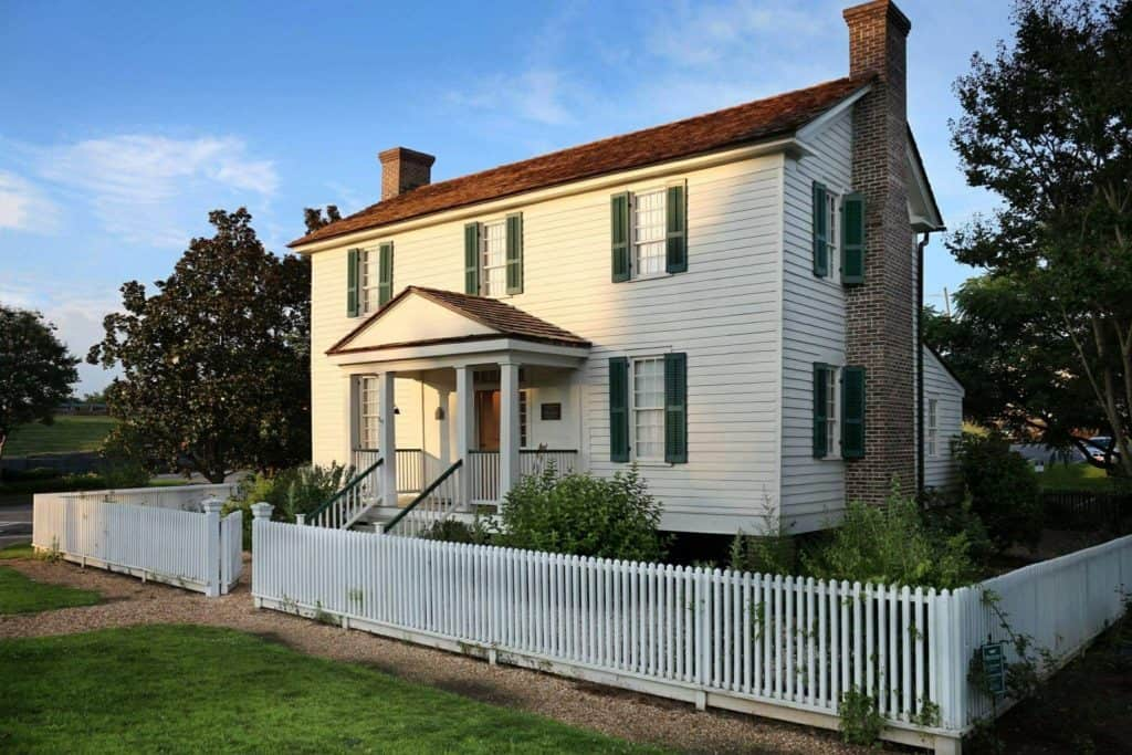 William Root House Museum and Garden