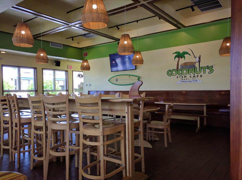 Coconut's Fish Cafe