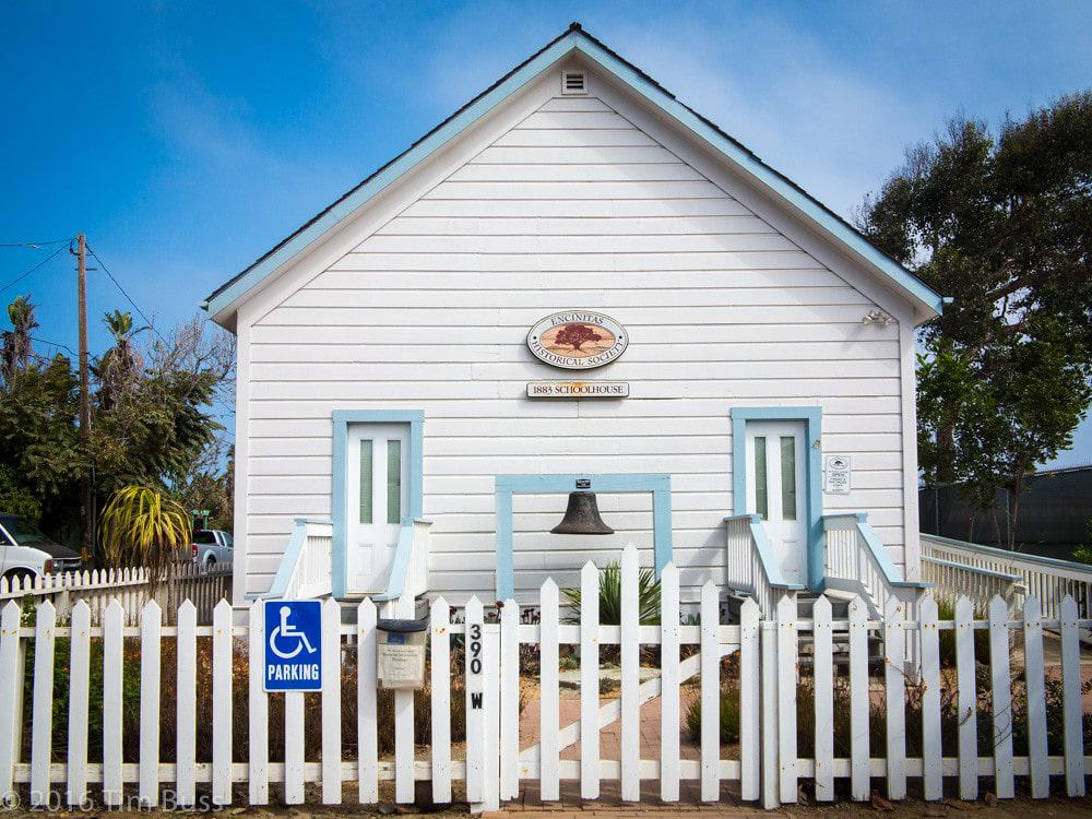The Encinitas Historical Society