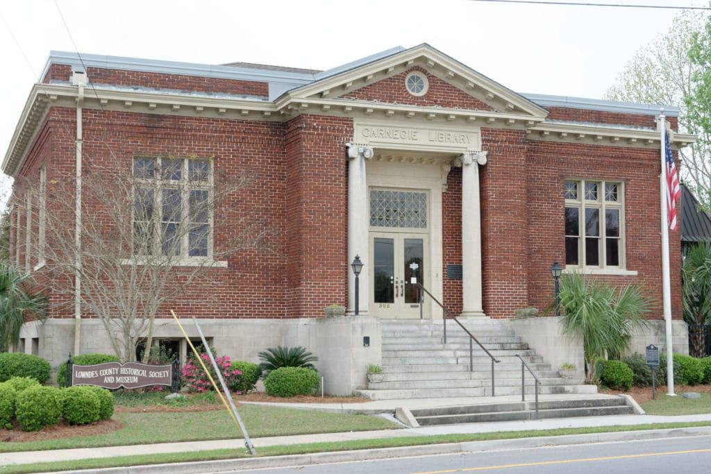 Lowndes County Historical Society & Museum