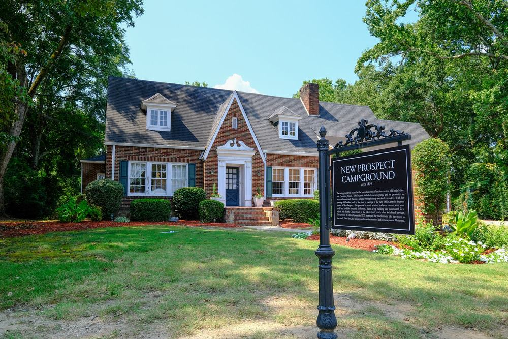 Alpharetta Historic District