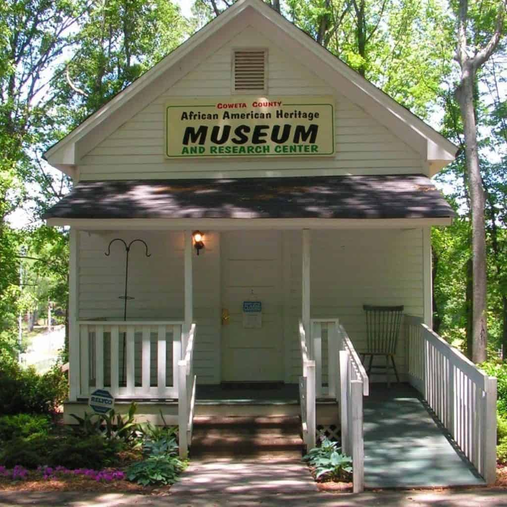 Coweta County African American Heritage Museum and Research Center