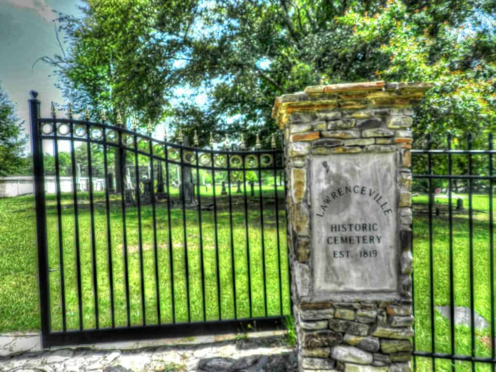 Lawrenceville Historic Cemetery
