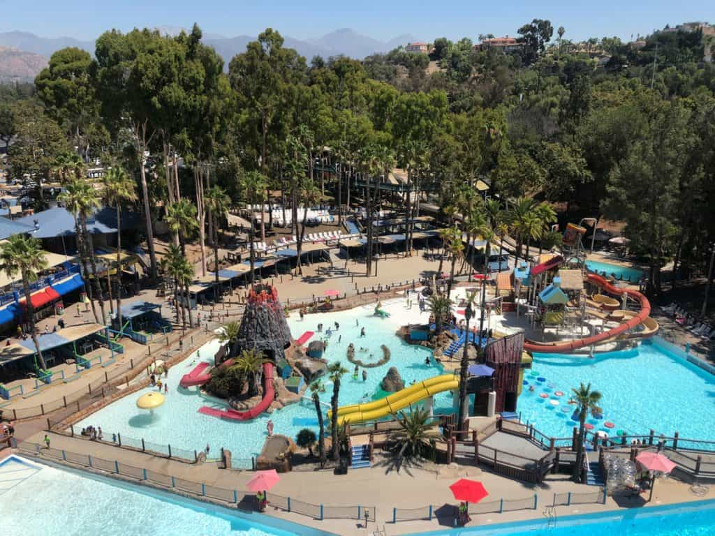 Raging Waters, San Dimas