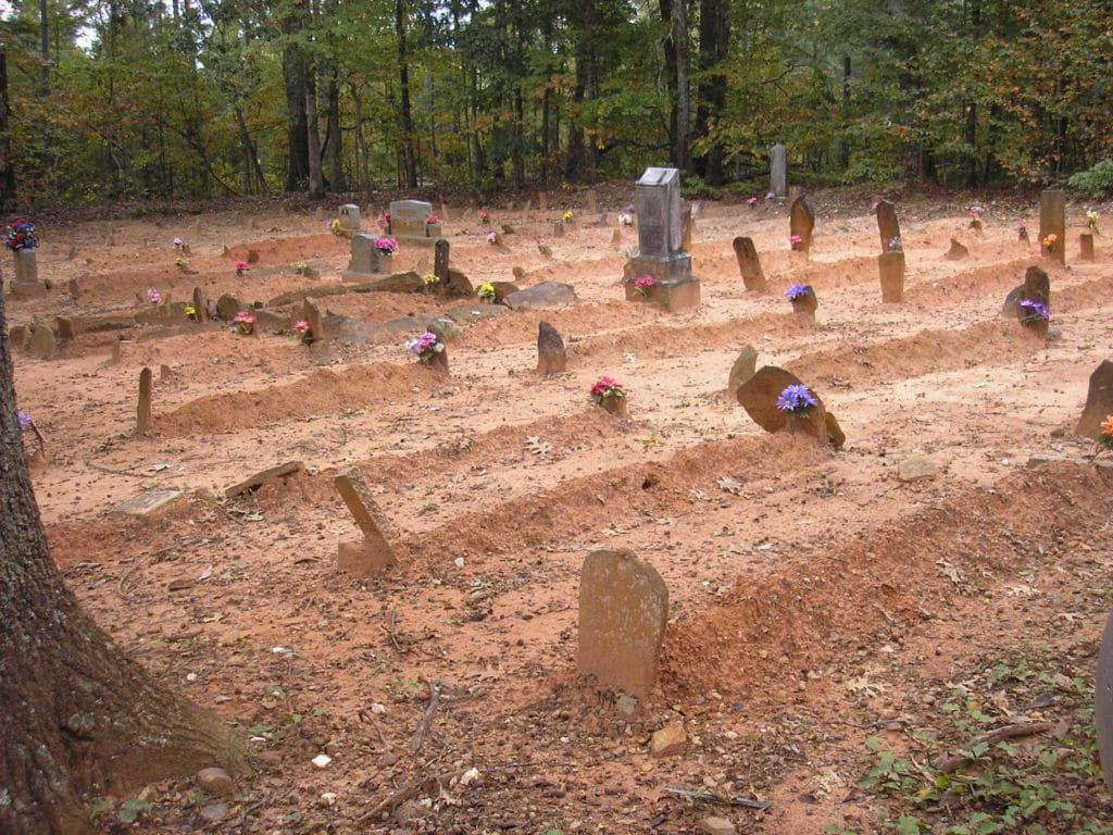 Basket Creek Cemetery