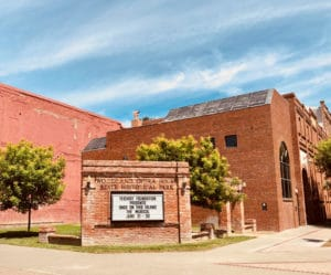Woodland Opera House Theatre