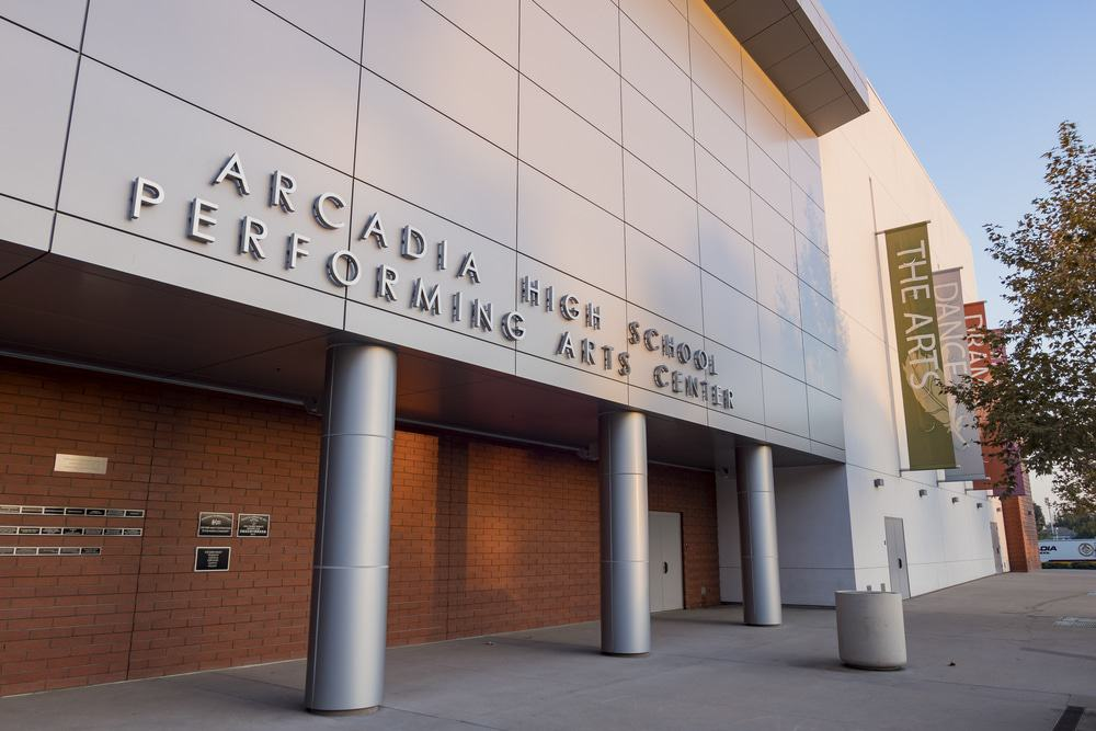 Arcadia Performing Arts Center