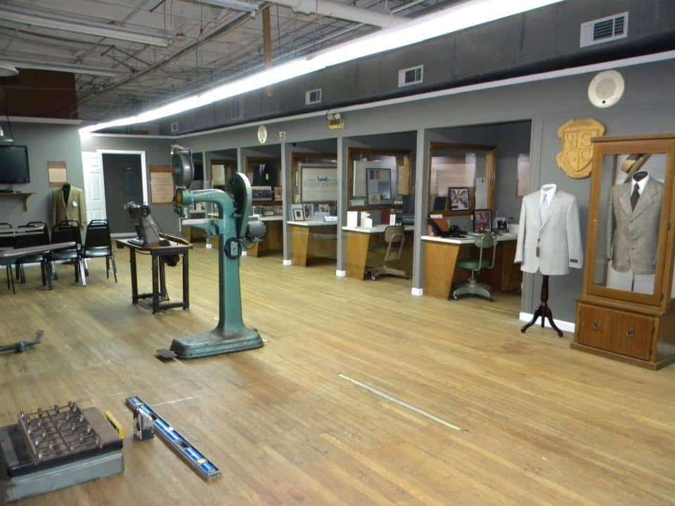Sewell Mill Textile Exhibit