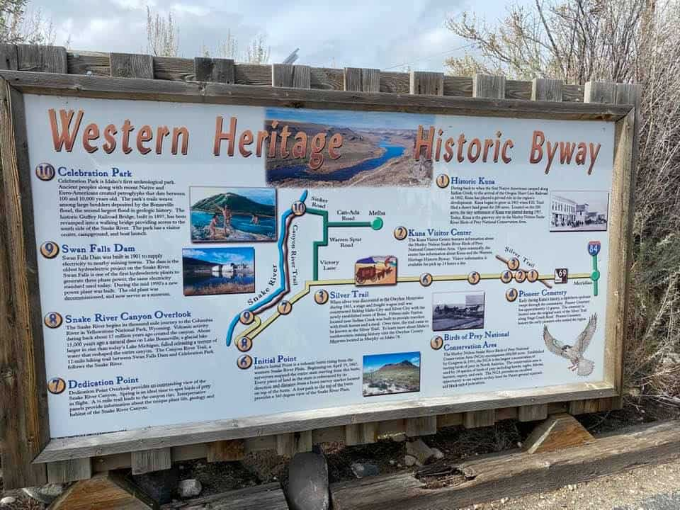 Western Heritage Historic Byway