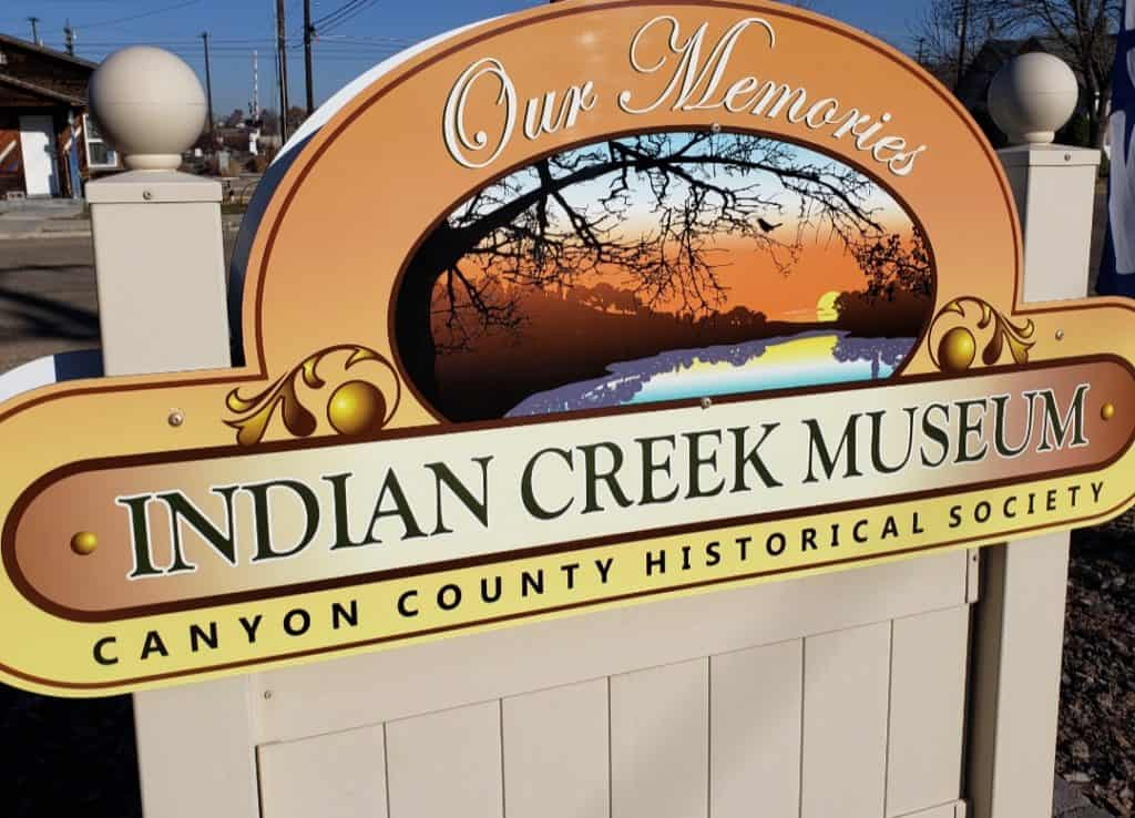 Our Memories Indian Creek Museum