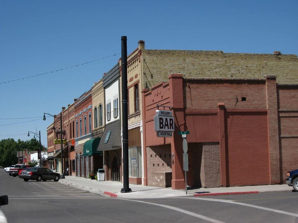 Rupert Historic District