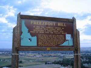 Freezeout Hill