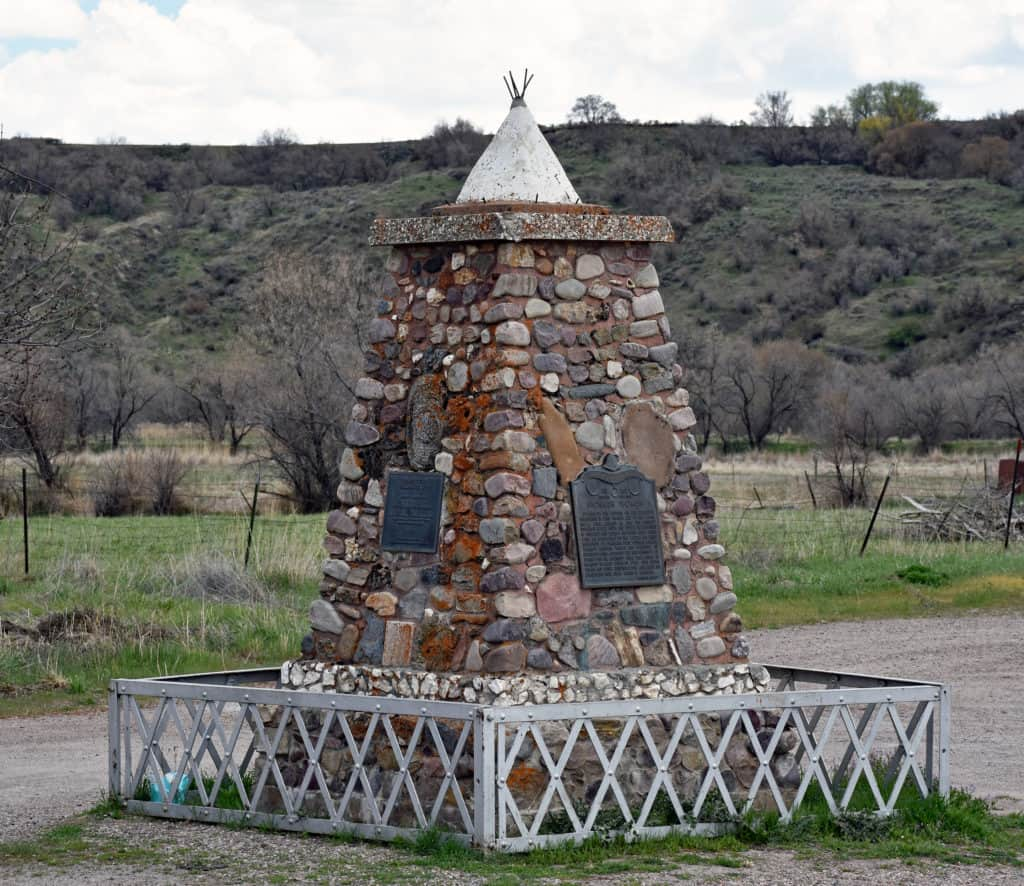 Bear River Massacre Site