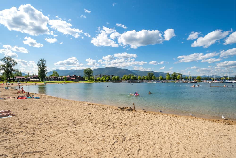 Sandpoint City Beach Park