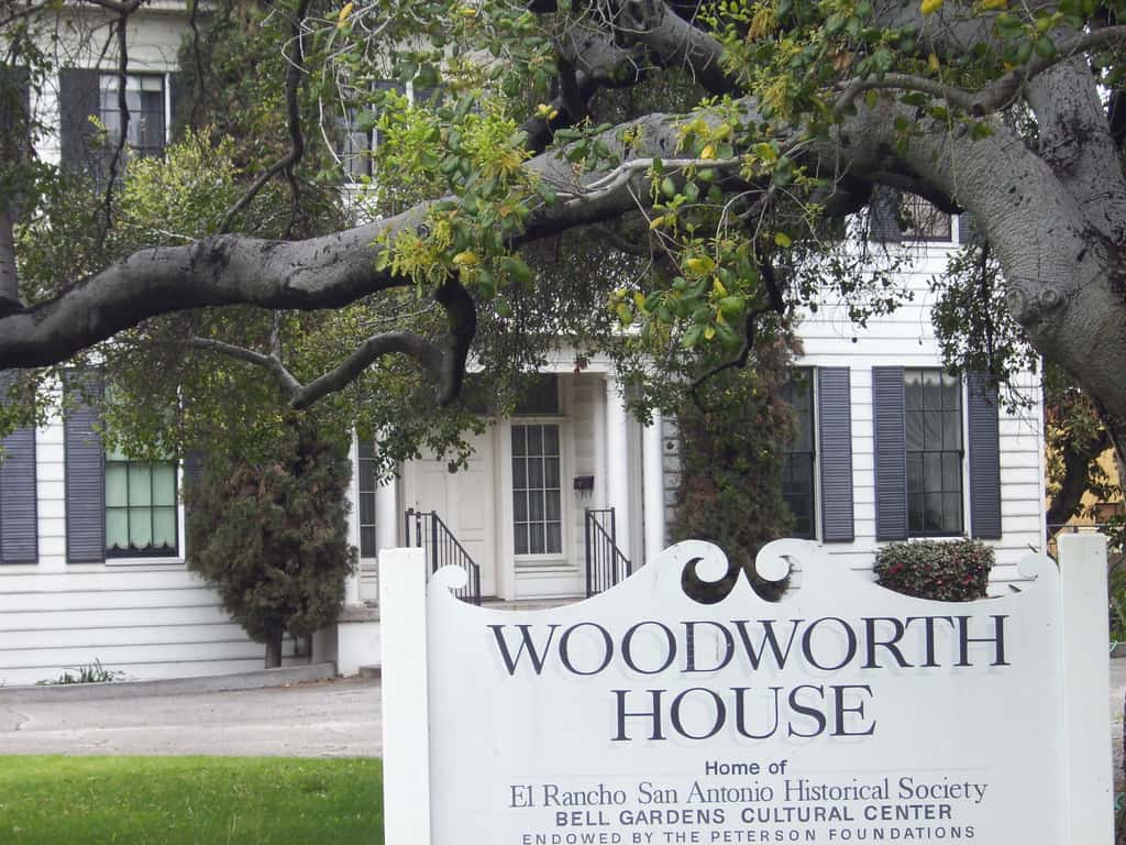 Woodworth House