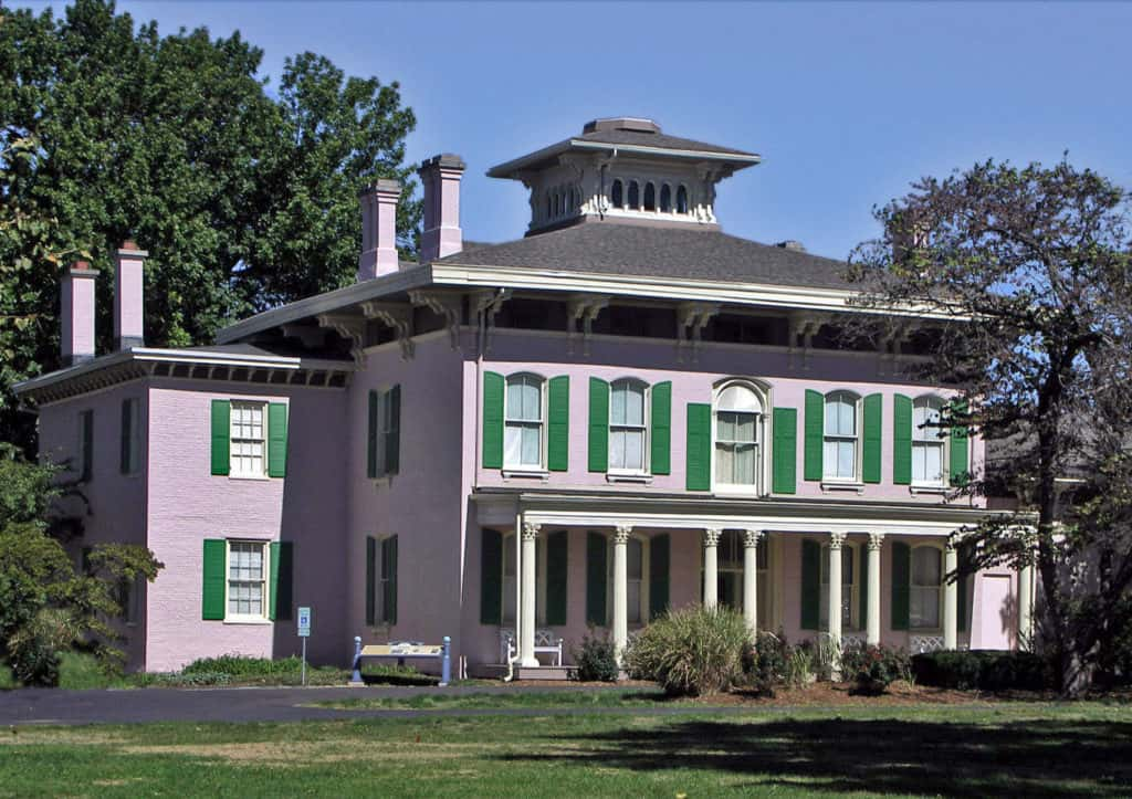 Edwards Place Historic Home
